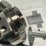 Manutenção de selo mecanico